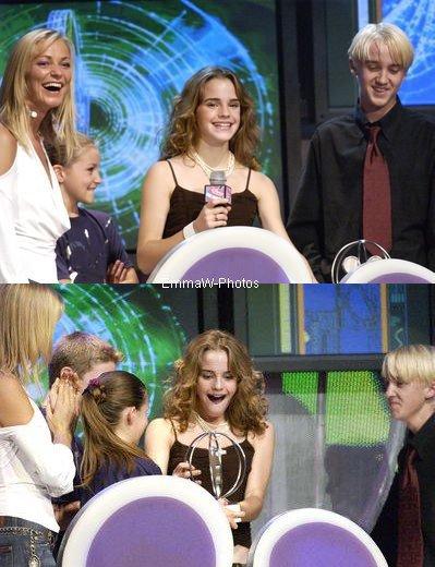 2003 (Premieres/Events) : Disney Kids Choice Awards [09.09]