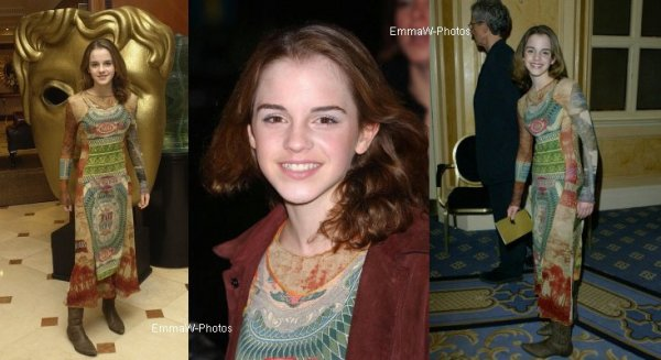 2003 (Premieres/Events) : BAFTA Children's Film and Television Awards in London [30.11]