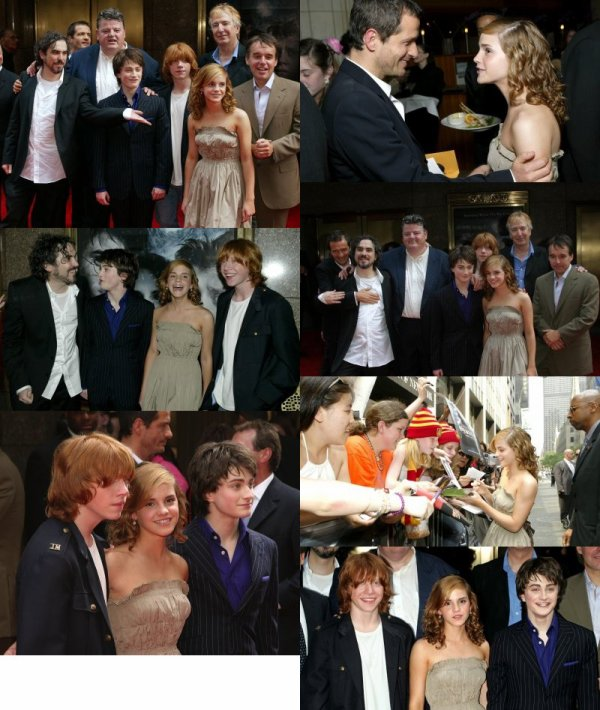 2004 (Premieres/Events) : Harry Potter and the Prisoner of Azkaban NYC Premiere [23.05]