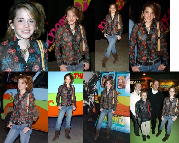 2004 (Premieres/Events) : Scooby Doo 2 London Premiere [26.04]