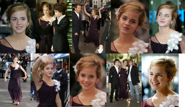 2004 (Premieres/Events) : Harry Potter and the Prisoner of Azkaban London Premiere [30.05]