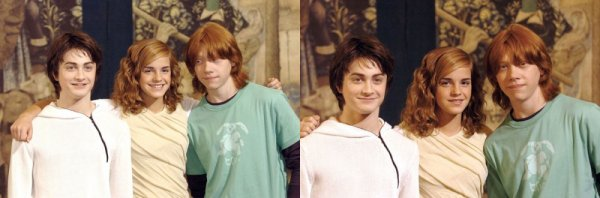 2004 (Premieres/Events) : Harry Potter and the Prisoner of Azkaban London Photocall [27.05]