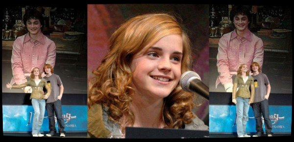 2004 (Premieres/Events) : Harry Potter and the Prisoner of Azkaban Tokyo Press Conference [28.06]