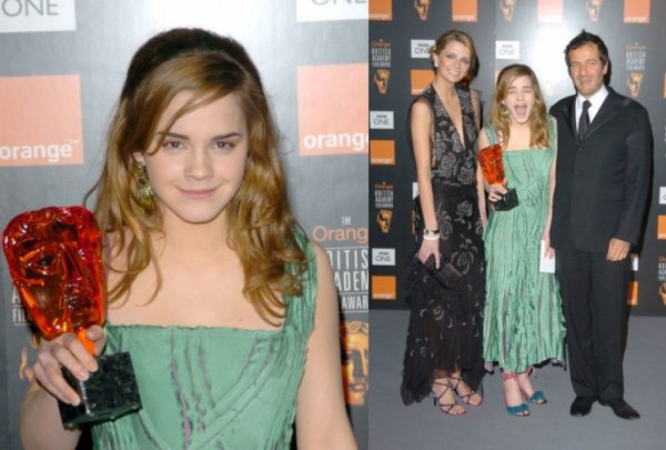 2005 (Premieres/Events) : BAFTA Film Awards [12.02]