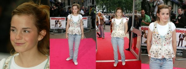 2005 (Premieres/Events) : Wedding Crashers Premiere [20.06]
