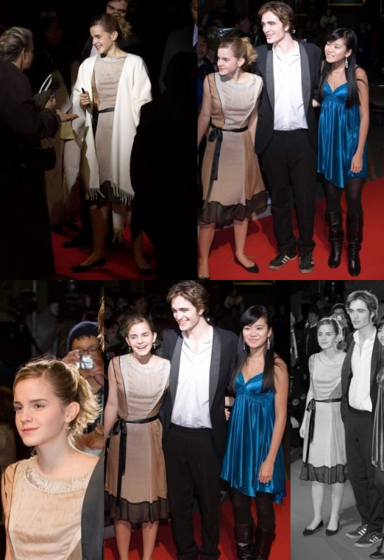 2005 (Premieres/Events) : Harry Potter and the Goblet of Fire Tokyo Premiere [19.11]