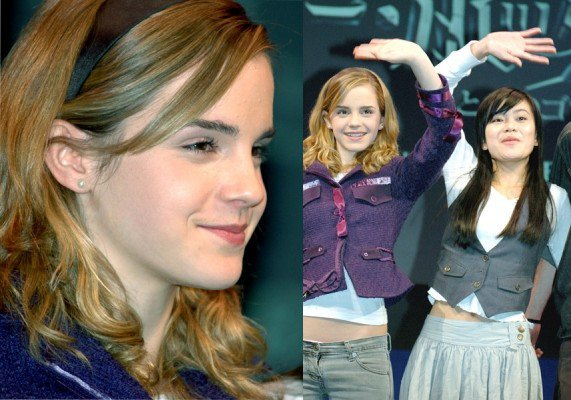 2005 (Premieres/Events) : Harry Potter and the Goblet of Fire Tokyo Press Conference [18.11]