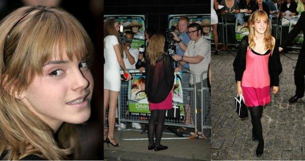 """2006 (Premieres/Events) : """"Driving Lessons"""" London Premiere [04.09]"""