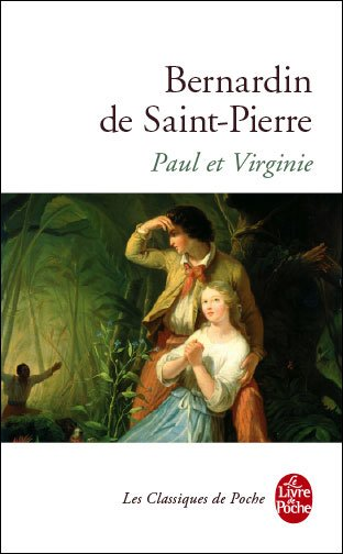 Bernardin de Saint-Pierre - Paul et Virginie