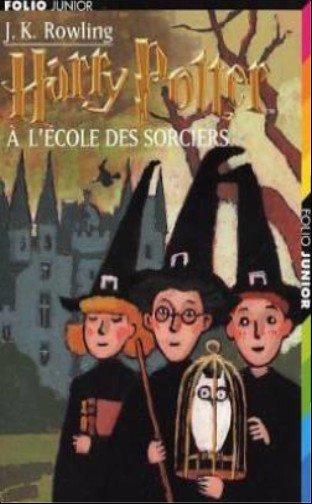 J.K Rowling - Harry Potter à l'école des sorciers
