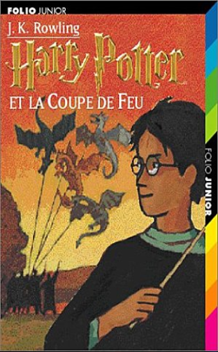 J.K Rowling - Harry Potter et la Coupe de Feu