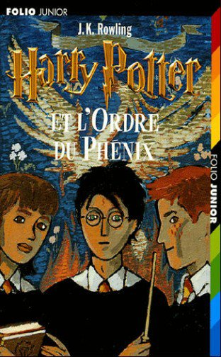 J.K Rowling - Harry Potter et l'Ordre du Phénix
