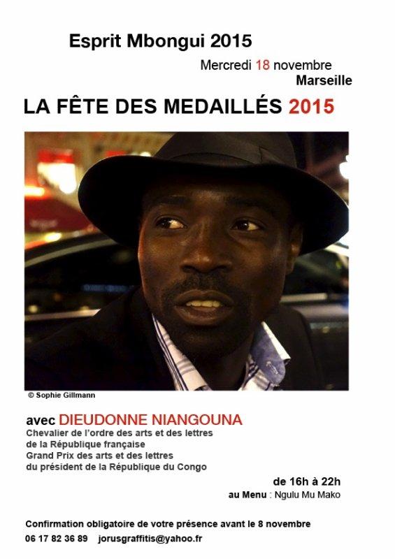 Esprit Mbongui Marseille 2015 Dieudonne Niangouna !!!