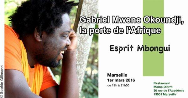 Gabriel Mwene Okoundji, la porte d'Afrique