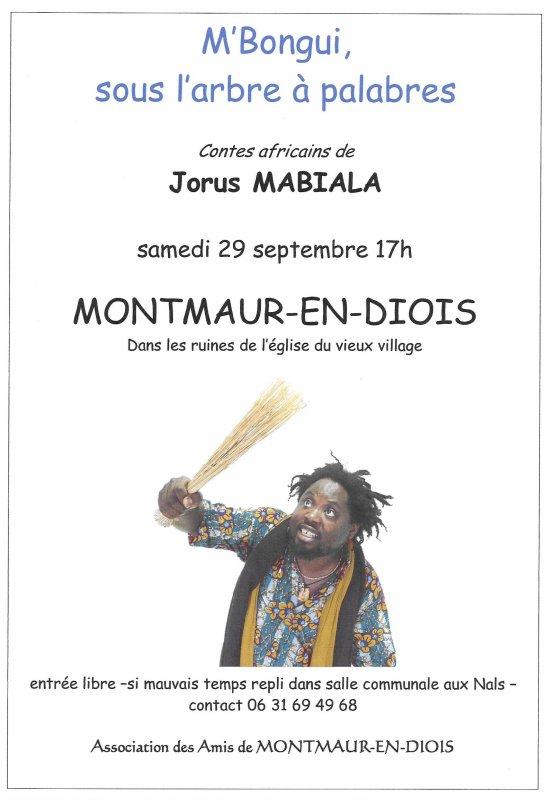 Jorus dans la Drôme.