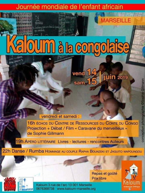 Caravane du merveilleux Pointe Noire Congo.