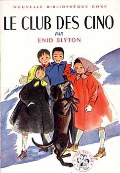 Le club des cinq et le passage secret- Enid Blyton