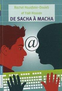 De Sacha à Macha de Rachel Hausfater et Yael Hassan