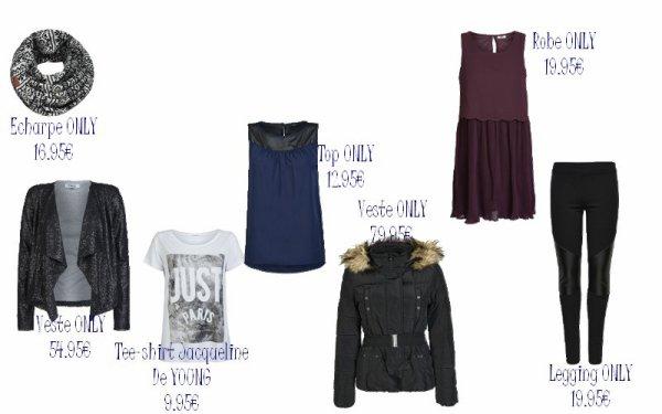 Sélection de vêtements Only  >MODE< ♥