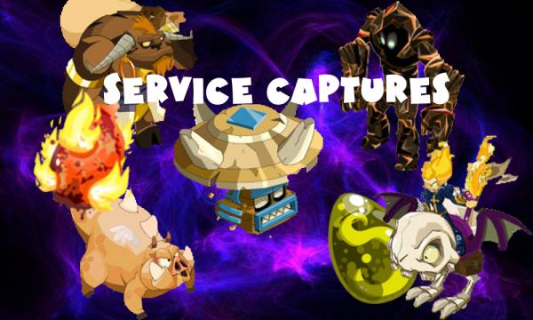 Guilde - Service capture - Service commande - Commande tengu