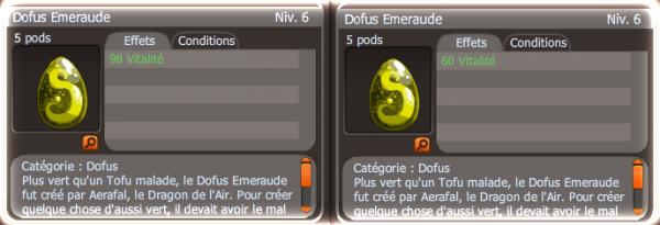 Reprise/Emeraude/Vente