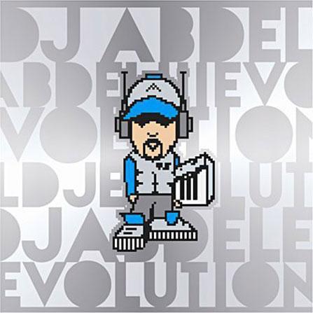 """""""DJ ABDEL - EVOLUTION 2011"""" DANS LES BACS !"""