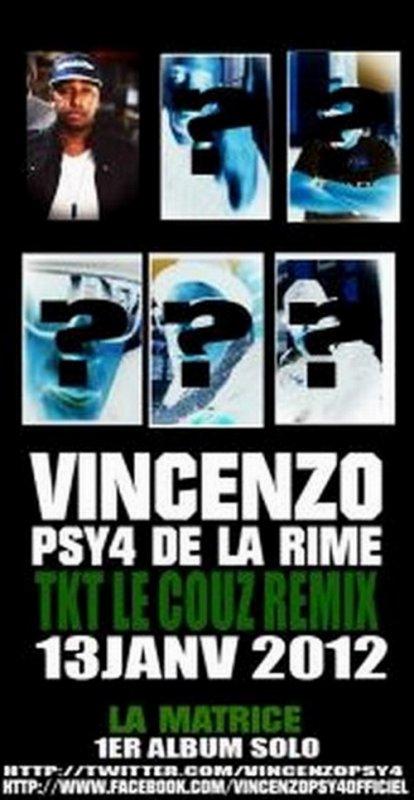 """CONCOURS : GAGNE TON T-SHIRT """"TKTLECOUZ"""" DE VINCENZO"""