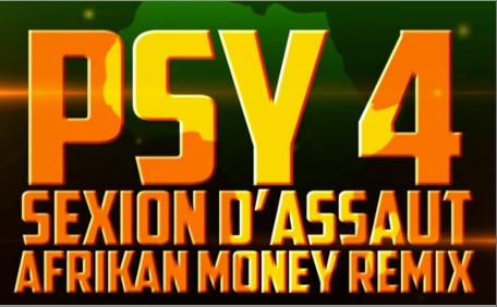 """MAKING OFF DU REMIX """"AFRIKAN MONEY"""" FEAT. SEXION D'ASSAUT .ıllılı. Facebook Fan Officiel .ıllılı. Twitter Officiel .ıllılı."""