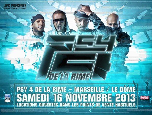 PSY 4 DE LA RIME LE 16 NOVEMBRE AU DOME DE MARSEILLE ! .ıllılı. Facebook Fan Officiel .ıllılı. Twitter Officiel .ıllılı.