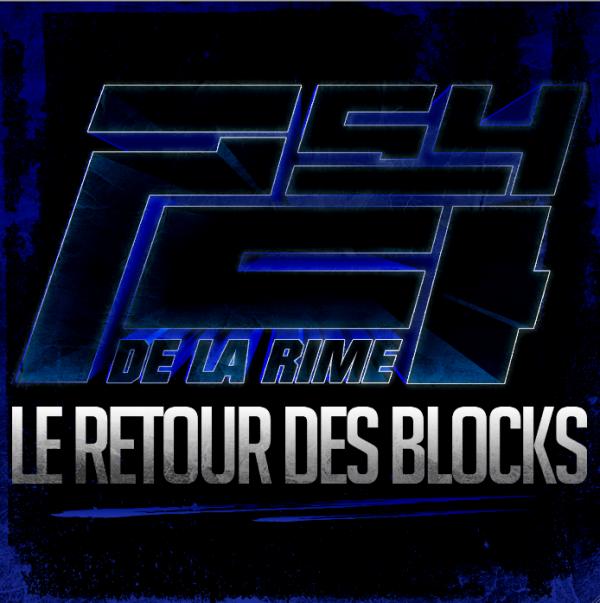4ème DIMENSION / RETOUR DES BLOCKS (2013)
