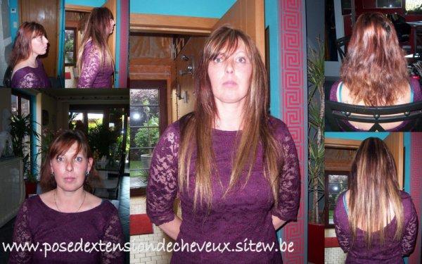 pose  d extension label remyhair  et balmain