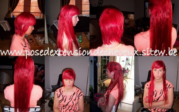 pose d extension remyhair/socap