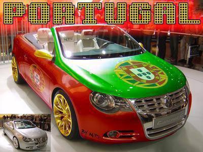 voiture portugaise