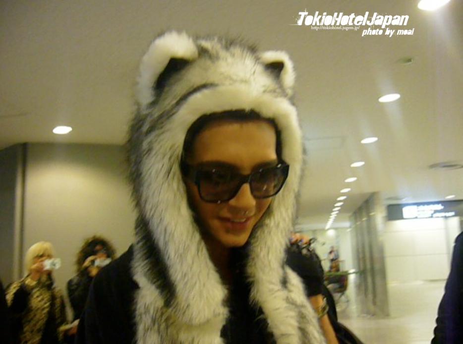 Héé Taxi! Tokio Hotel svp_Where ?? Humanoid City