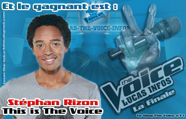 The Voice Saison 1 c'est fini...