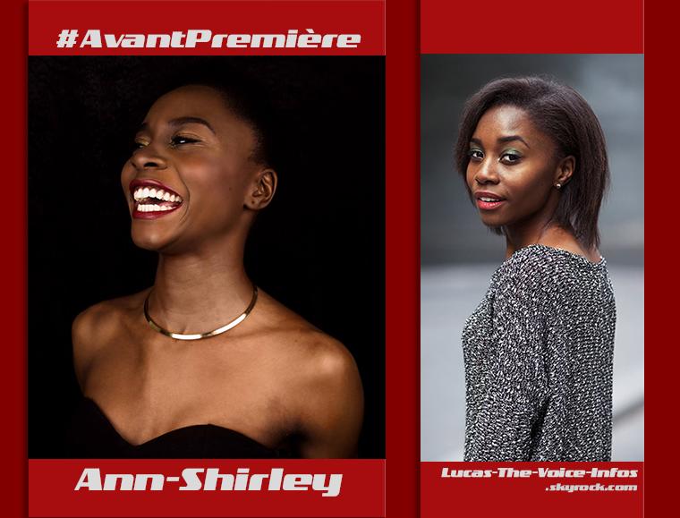 #AvantPremière: Ann-Shirley, The Voice 6 après Rising Star !