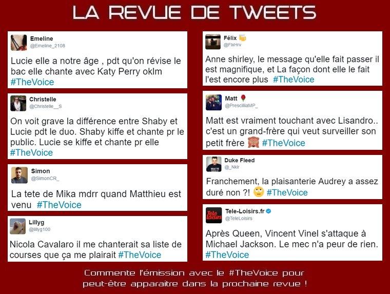 #DEBRIEF: Les directs, partie 3/4 - La demi-finale #TheVoice