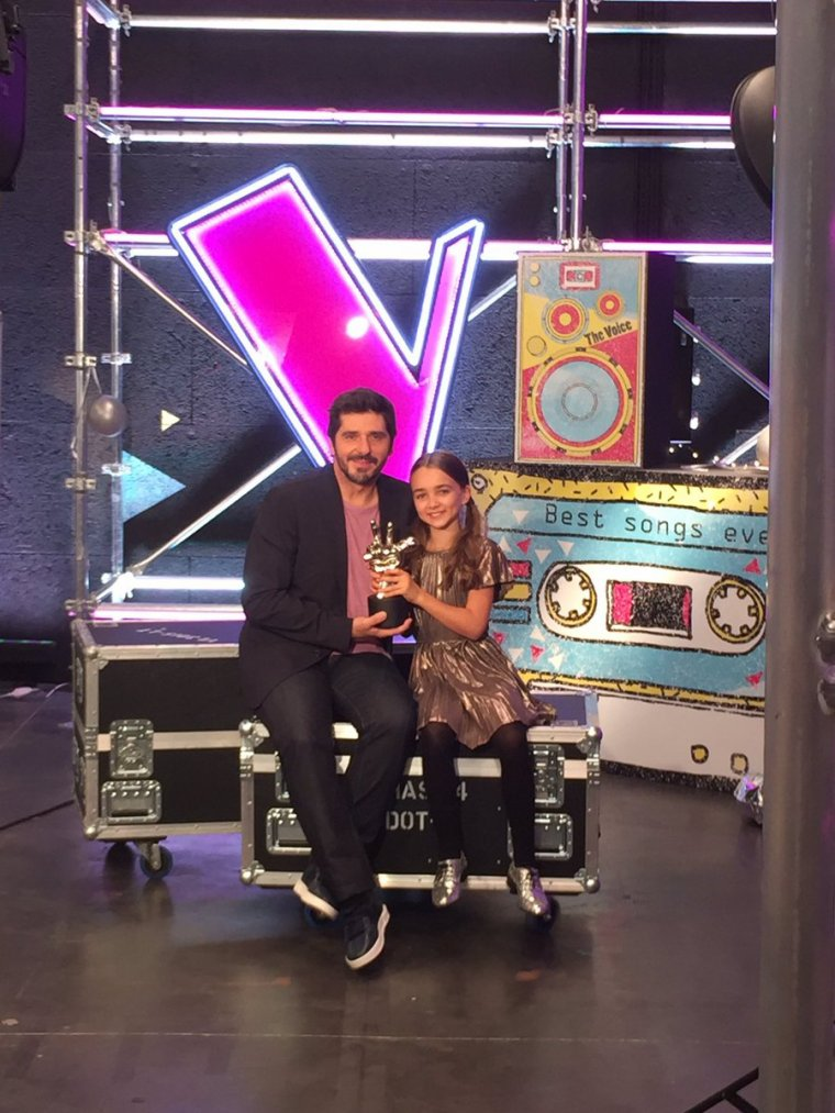 #DernièresMinutes : Angelina, grande gagnante de The Voice Kids saison 4 !