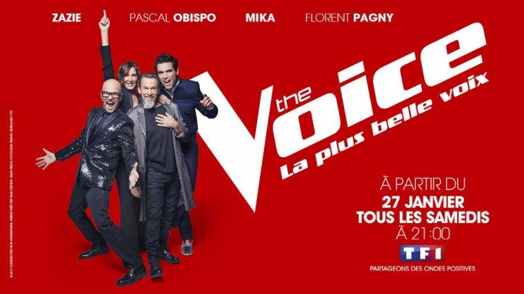 #DernièresMinutes : Lancement de The Voice face à la finale de Destination Eurovision !