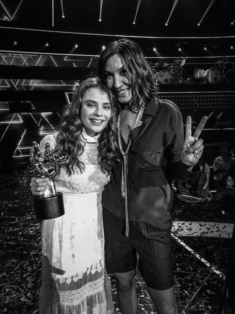 #DernièresMinutes : La gagnante de The Voice saison 7 est Maelle !