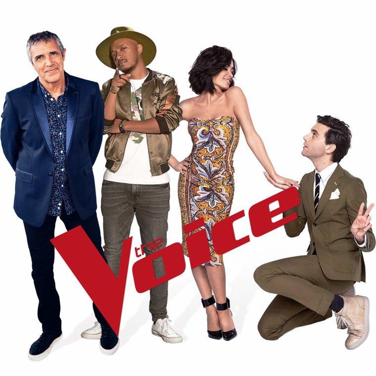 #DernièresMinutes : Mika est rejoint par Jenifer, Soprano & Julien Clerc pour The Voice 8 !