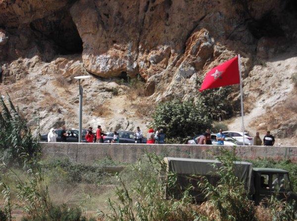 les frontieres marocainne algerienne <3