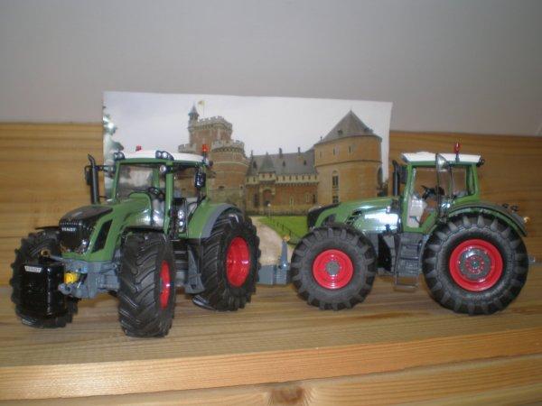 828 et 936 roues Trelleborg