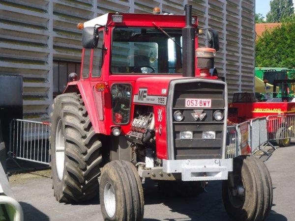 MF 1155 V8