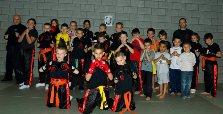club boxe quaregnon