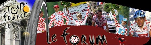 Un forum sur le cyclisme