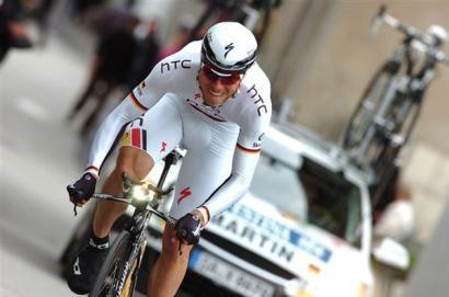 Dauphiné 2011 : 3ème étape : Martin remporte le chrono