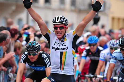 Dauphiné 2011 : 4ème étape : La deuxième pour Degenkolb