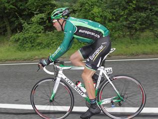 Dauphiné 2011 : 5ème étape : Kern s'impose