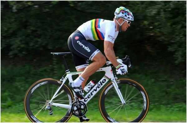 Tour de Suisse : 4ème étape : Hushovd le plus costaud